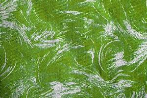 fabric texture with lime green swirl pattern picture