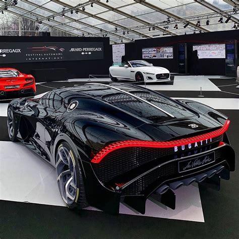 That makes la voiture noire the most expensive new car ever sold. La Voiture Noire today in Paris ??? #cars247 ?: @mateo.r.photography Owner: @b14 #bugatti - Carhoots