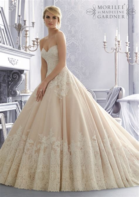 Fantasy Bridal Contemporary And Modest Bridal Gowns For