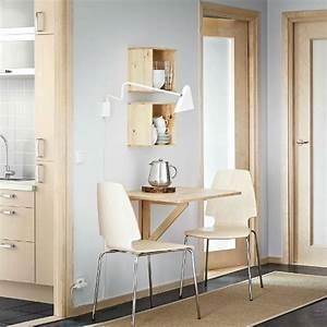 Table à Rabat Ikea : am nagement petite cuisine le guide ultime ~ Teatrodelosmanantiales.com Idées de Décoration