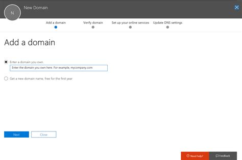 Office 365 Domain by Join Your Domain Name To Microsoft 365 For Custom Email