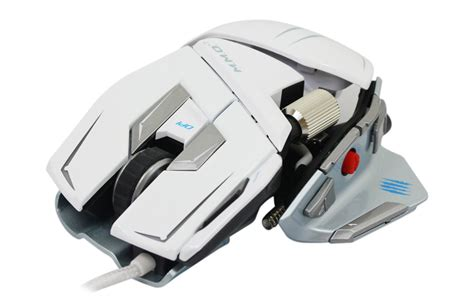 Mad Catz Cyborg Mmo 7 Gaming Mouse Gaming Mouse Reviews