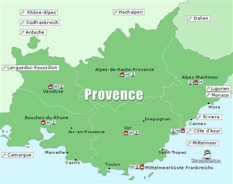 frankreich mittelmeerkueste karte  blog