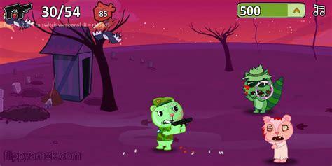 friends happy tree funny games amok game mondo screenshots happytreefriends funnygames screenshot