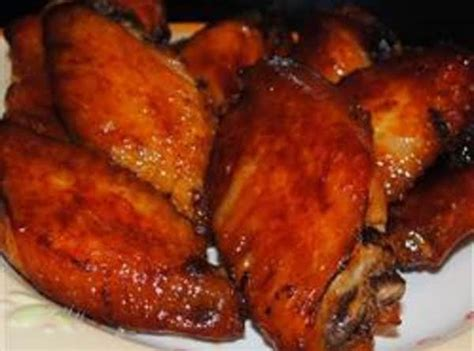 Buffalo wild wings (of course) sells their sauces in their stores. Teriyaki Chicken Wings | Just A Pinch Recipes