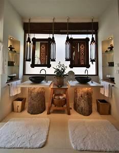 Meuble Salle De Bain Zen : d coration salle de bain zen cr er le coin relax id al ~ Teatrodelosmanantiales.com Idées de Décoration