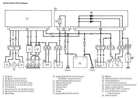 Kawasaki Ignition Coil Wiring Diagram by Zzr1100 D1 1996 No Start Changed Crank Up Changed