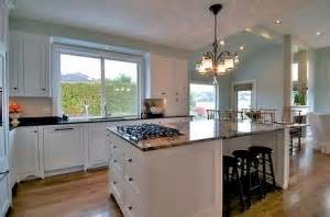 kitchen island peninsula peninsula or island a kitchen dilemma visual spaces concept designers