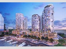 Elizabeth Quay, Perth Ritz Carlton Hotel Hera Engineering