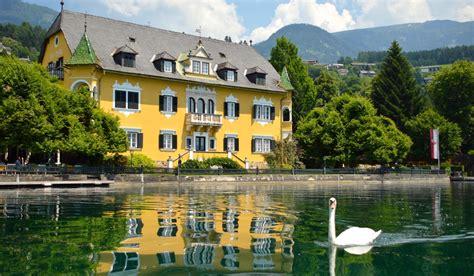 Hotel Millstätter See  4 Sterne Schlosshotel Seevilla
