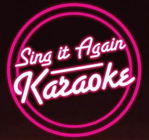 Image Gallery karaoke sign