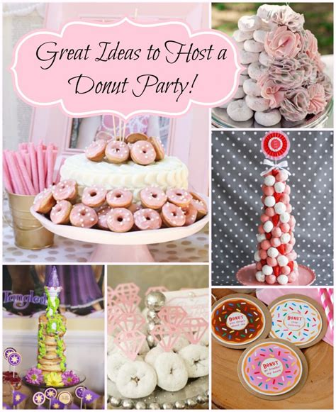birthday party ideas for new party ideas donut birthday party a to zebra celebrations
