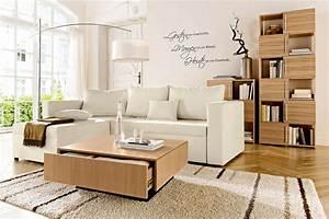Dcoration Salon Moderne Bois Exemples D39amnagements