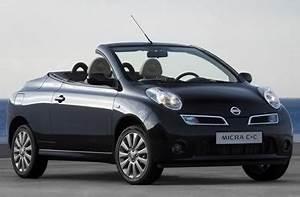 Nissan Micra Cabriolet : nissan micra convertible reviews prices ratings with ~ Melissatoandfro.com Idées de Décoration