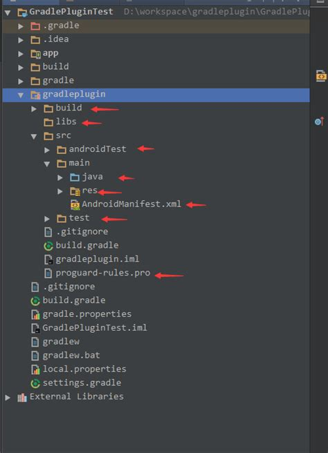 android gradle android studio 自定义gradle plugin 简书