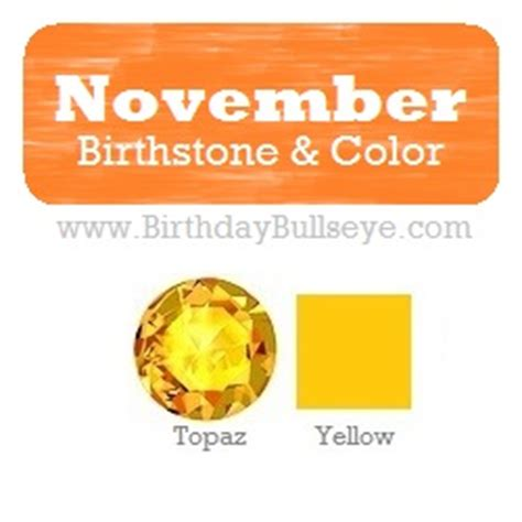 birthstone color for november november birthstone happiest and wealthiest month of the year