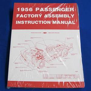 1956 Chevrolet Factory Assembly Manual