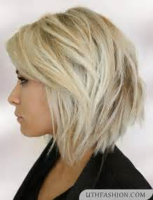 Short Layered Hairstyles for Medium Length Hair