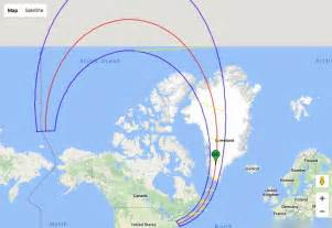 Total Solar Eclipse 2017 Path