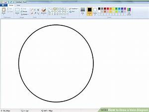 How To Draw A Venn Diagram  With Pictures