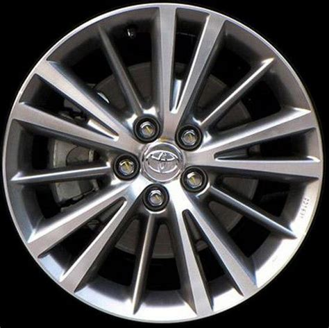 new set of 4 16 quot alloy wheels rims for 2009 2016 toyota