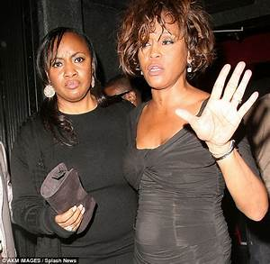 Whitney Houston39s Sister In Law Patricia In Preview Of
