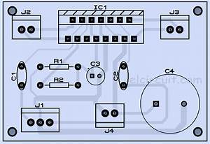 Tda7297 Diy Stereo Power Amplifier