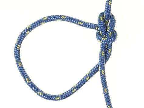 tie  bowline knot   easy steps boys life