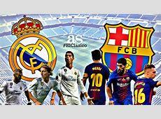 Real Madrid vs Barcelona El Clásico live stream score