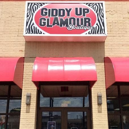 boutique locations giddy  glamour boutique