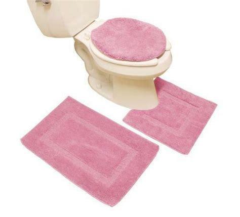 pink bathroom rugs ebay