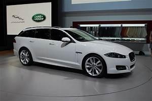 2013 Jaguar XF Sportbrake Live Photos2012 Geneva Motor Show