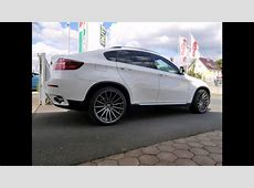 BMW X6 VOSSEN Felgen VFS2 10,5 und 12x22 by Extreme