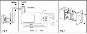 Covert Dual Fan  Light Switch To Single Pole Switch