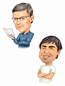 google inc goog defiant in wake of apple inc aapl With tim cook and larry page talking patent issues