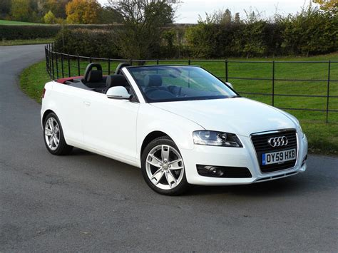 audi  cabriolet   features equipment