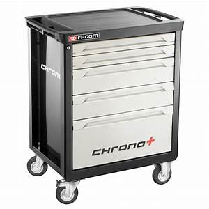 Servante D Atelier Facom : chrono 5m3pb servante chrono 5 tiroirs 3 modules ~ Edinachiropracticcenter.com Idées de Décoration