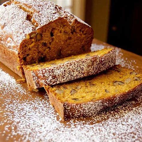 black walnut pumpkin bread   thyme