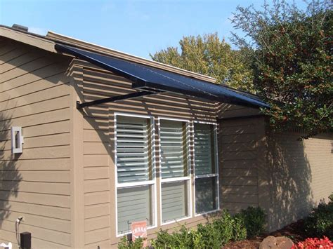 Awnings Dallas/fort Worth Residential Metals