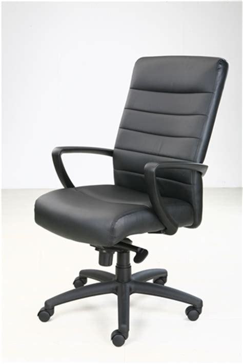 eurotech manchester leather office chair le150 by raynor