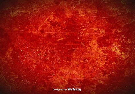 vector red grunge background   vector art