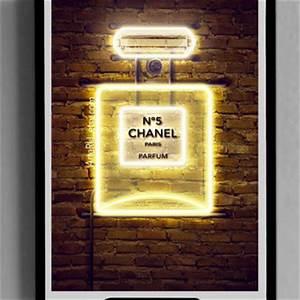 Shop Chanel Bottle Posters on Wanelo