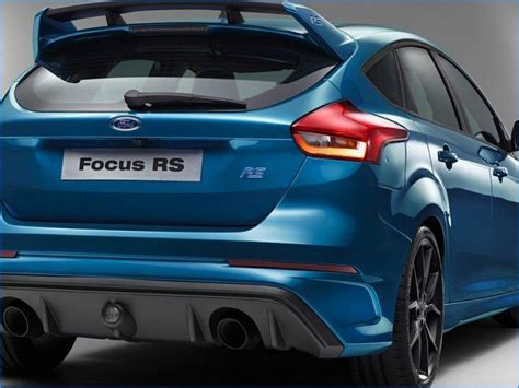 Ford Focus Rs Us Release by 2016 Ford Focus Rs Release Date Car Review Car Tuning