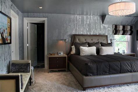 papier peint tendance chambre adulte décoration chambre adulte papier peint