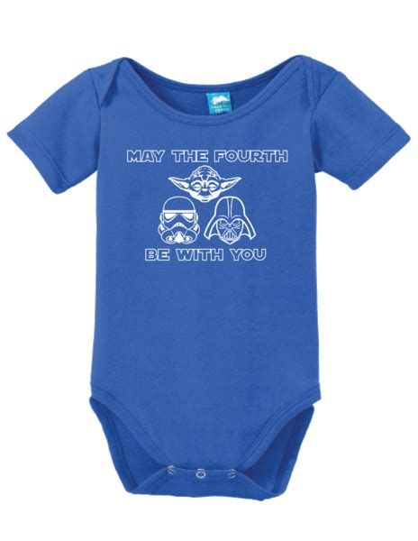 Characters Star Wars May The Fourth – LOL Baby