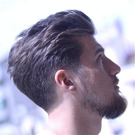 dynamic taper haarschnitte fuer maenner neue