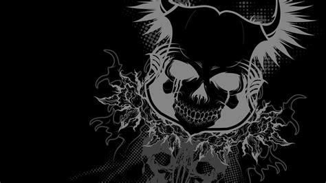 1366x768 Hd Wallpapers Skull Wallpaper