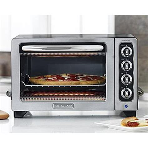 Countertop Toaster Oven - kitchenaid 12 countertop toaster oven walmart
