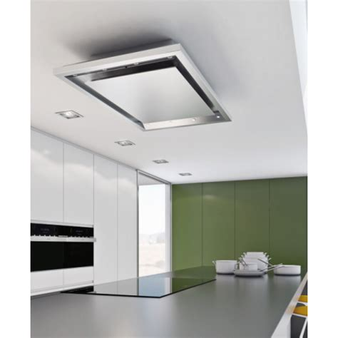 Ceiling Extractor Hood pando e 225 recirculation surface ceiling mounted cooker hood