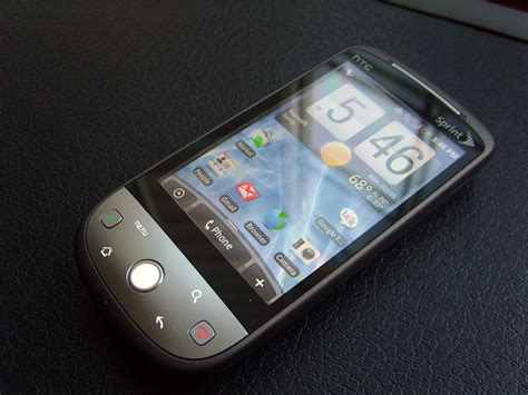 sprint htc hero hardware review android central
